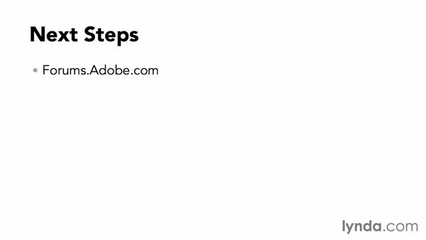 Next steps: Adobe Digital Publishing Suite Essential Training