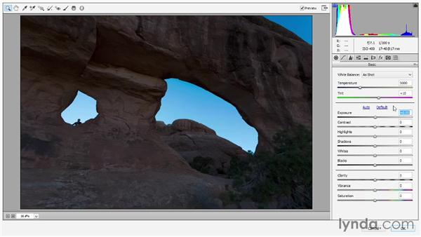 Developing HDR in Camera Raw: Photoshop CC One-on-One: Mastery
