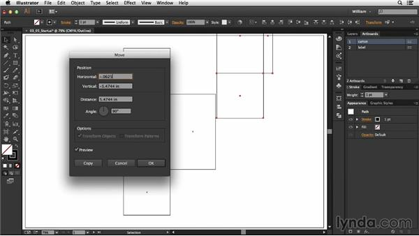 Refining your dieline: Package Design with Illustrator