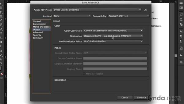 Creating a print-ready PDF: Package Design with Illustrator