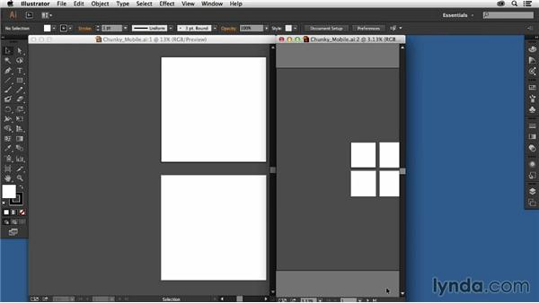 Setting up your workspace: Creating Icon Fonts for the Web