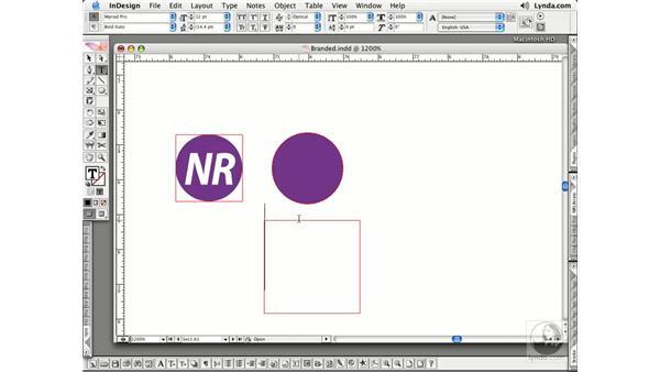 Nesting: InDesign CS2 Essential Training