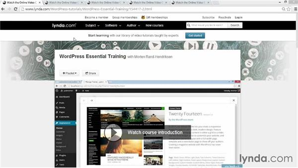 What to know before you start this course: WordPress Plugins: Contact Forms