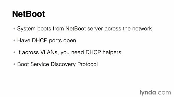Deploying to Macs over the network: Up and Running with OS X Server App