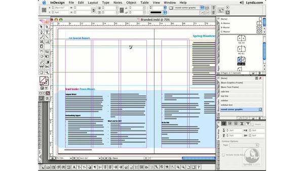 Importing Graphics Pt. 2: InDesign CS2 Essential Training