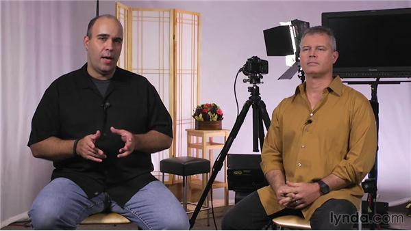What are the objectives?: Lighting a Video Interview