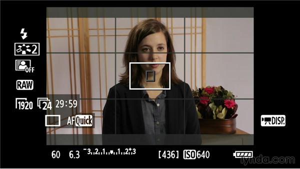 Aperture: Lighting a Video Interview