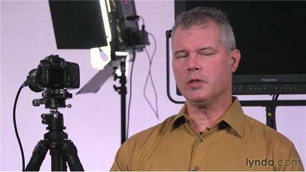 Interview tone and mood continuity: Lighting a Video Interview