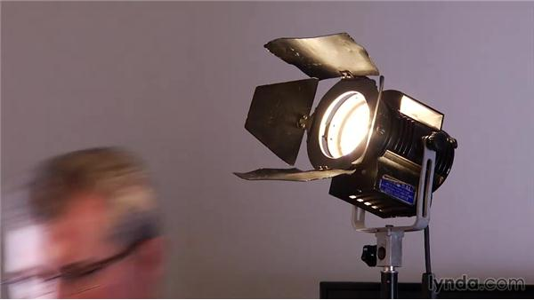 Bringing it all together: Lighting a Video Interview