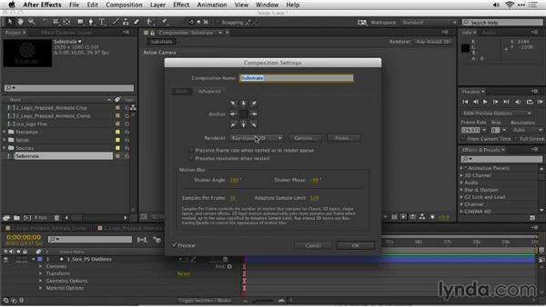 Extrude a logo in 3D: Motion Graphics for Video Editors: Creating Animated Logos