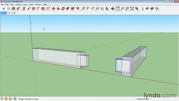 Understanding Boolean operations: SketchUp Pro: Tools and Techniques