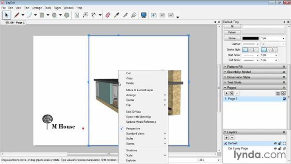 Manipulating SketchUp models: SketchUp Pro: Tools and Techniques