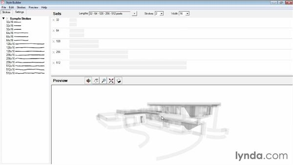 Introducing the Style Builder interface: SketchUp Pro: Tools and Techniques