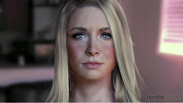 Preview: Dan Roarty's Realistic 3D Portraits: Start to Finish