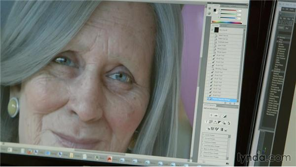 Lighting and final composition: Dan Roarty's Realistic 3D Portraits: Start to Finish