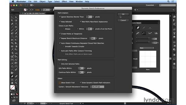 Drawing and modifying paths: Up and Running with Astute Graphics for Illustrator