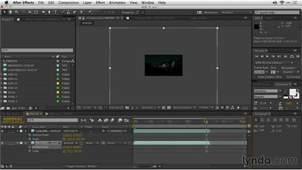 Assembling the shot: Shooting a High-Dynamic Range (HDR) Time-Lapse Video