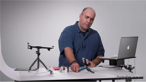 Stabilizing your tablet or smartphone: Getting Started with Stop Motion Animation