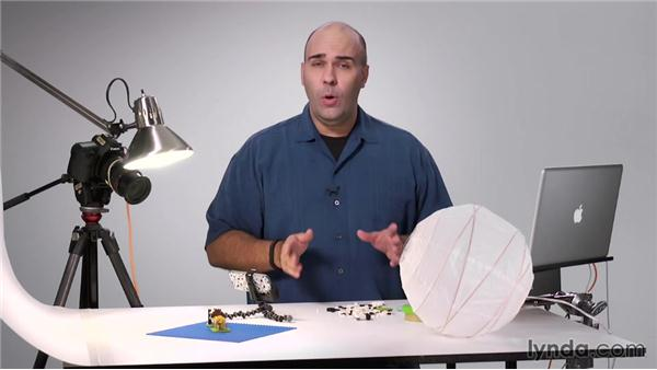 Lighting your environment: Getting Started with Stop Motion Animation
