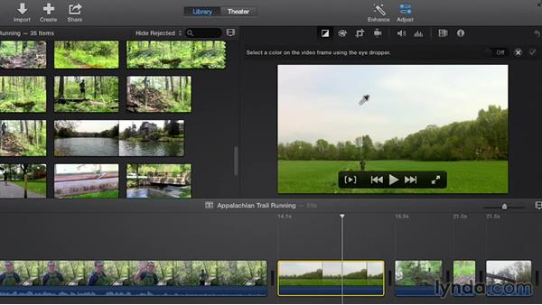Welcome: iMovie 10.0.2 Essential Training
