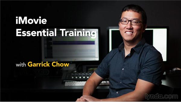 Goodbye: iMovie 10.0.2 Essential Training