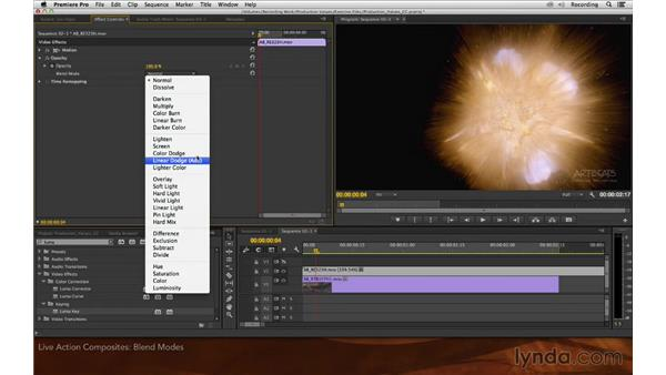 Live action composites: Premiere Pro and After Effects: Enhancing Production Value