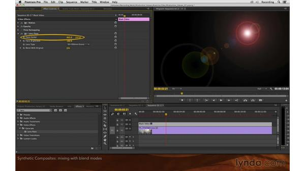 Synthetic composites: Premiere Pro and After Effects: Enhancing Production Value