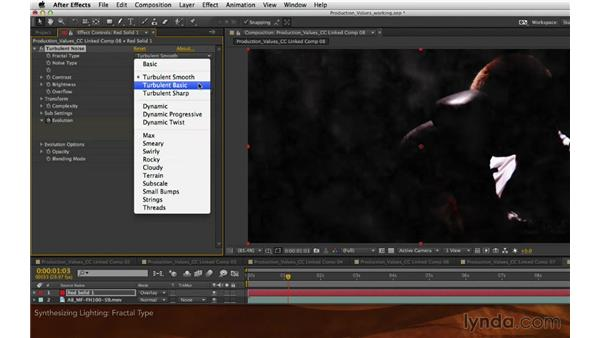 Synthesizing lighting: Premiere Pro and After Effects: Enhancing Production Value