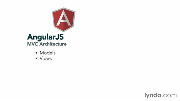 Understanding the Model-View-Controller architecture: Up and Running with AngularJS 1
