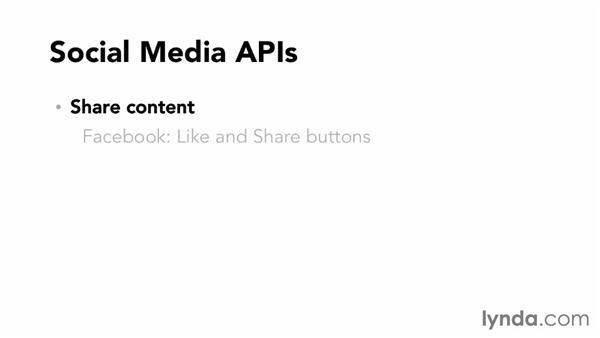 Understanding social media APIs: Up and Running with Cloud Service APIs