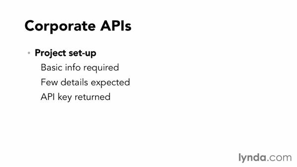 Understanding corporate APIs: Up and Running with Cloud Service APIs