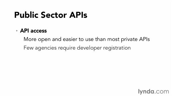 Understanding public sector APIs: Up and Running with Cloud Service APIs