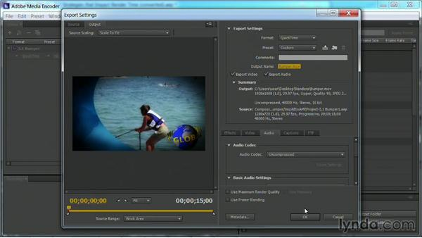 Rendering with Adobe Media Encoder: After Effects Guru: Faster Previews and Rendering