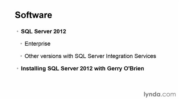Finding and downloading SQL Server 2012 trial edition: Implementing a Data Warehouse with Microsoft SQL Server 2012