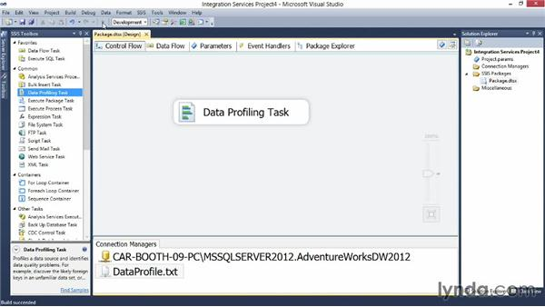 Exploring source data: Implementing a Data Warehouse with Microsoft SQL Server 2012