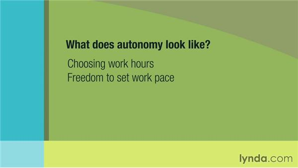 Getting serious about autonomy: Management Tips