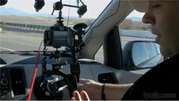 Stabilizing the shots: Shooting a Hyperlapse Time-Lapse Video