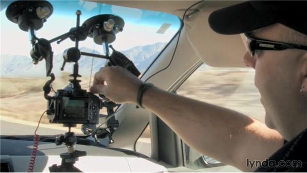 The test exposure: Shooting a Hyperlapse Time-Lapse Video