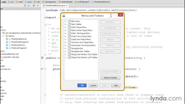 Welcome: Android Studio First Look