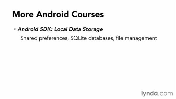 Next steps: Android Studio First Look