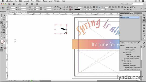 Using InDesign Data Merge with images: Print Production Essentials: Digital and Variable Data Printing