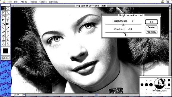 303 Using Photoshop 1.0: Deke's Techniques