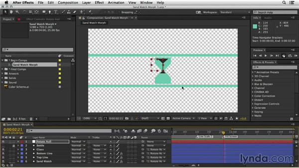 Adding motion to the elements: Mograph Techniques: Shape Animation in After Effects