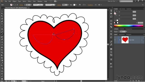 Drawing straight and perpendicular lines: Draw Better and Faster with Illustrator CC