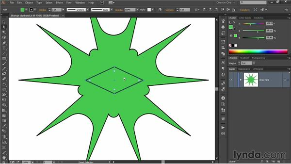 Using the hidden Corners dialog box: Draw Better and Faster with Illustrator CC