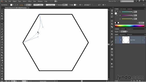 The new Anchor Point tool: Draw Better and Faster with Illustrator CC