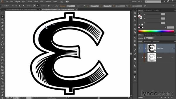 Contour lines and opacity masks: Draw Better and Faster with Illustrator CC