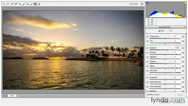 A workaround for syncing all settings using Photoshop: Working with Video in Lightroom