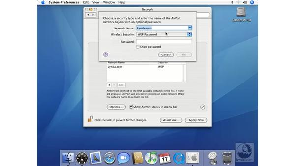 Networking AirPort Interface: Mac OS X 10.4 Tiger Beyond the Basics