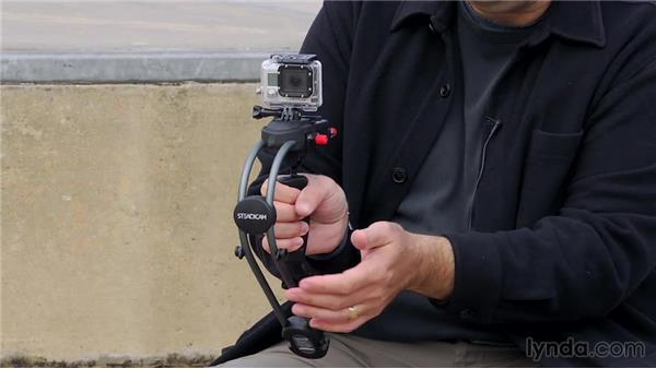 Using a Steadicam Smoothee: Shooting with the GoPro HERO: Action Sports
